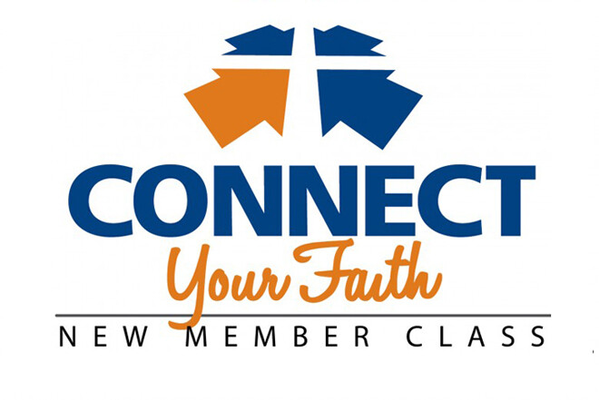 Connect Your Faith: New Member Class Spring 2019