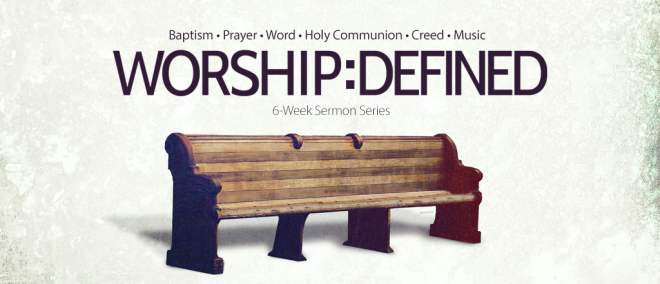 Worship:Defined