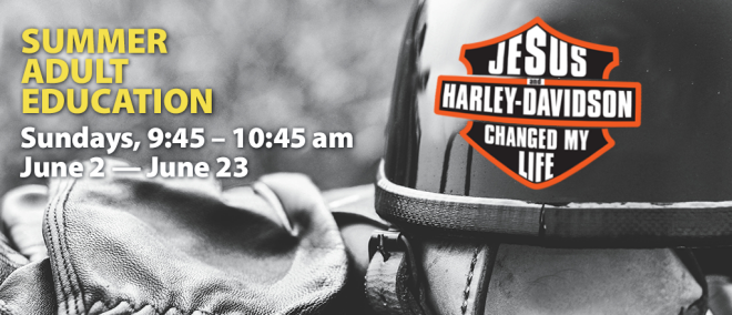 Jesus and Harley-Davidson Changed My Life