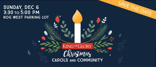 Christmas Carols and Community